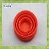 Colorful Eco-friendly Silicone Pet Bowl/Folding Dog Bowls
