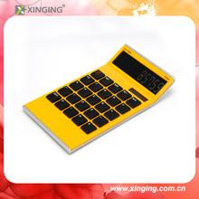 Humanized design Solar Desktop Calculator