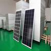 12V 100Watt poly solar panel with aluminum frame
