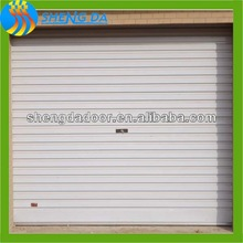 China Cheap Manual and Automatic Roll up door Rolling Door Roller Shutter Doors
