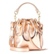 The Paris Fashion TV Show Latest Design Genuine Leather Tote Bag for Wedding Dress