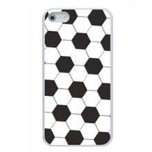 Hot! World Cup Sport Style Football Hard Plastic Mobile Phone Case Cover For iphone 5/5s/4/4s