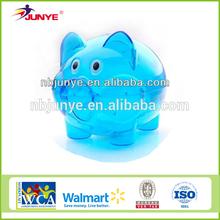 Ning Bo Jun Ye Kids Cheap Plastic Piggy Banks