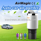Auto car air purifier frshener ionizer oxygen bar
