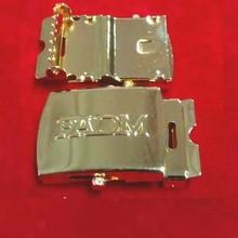 custom metal military belt buckles