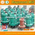 Zhonghang polvo de molienda Raymond molino