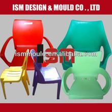 Prozess und stuhl form, plastikstuhl form