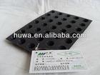 plastic building material HDPE drainage membrane cavity drain membrane drain mat dimple sheet geodrain
