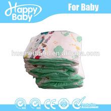 Sleeping Baby Diaper in Bales