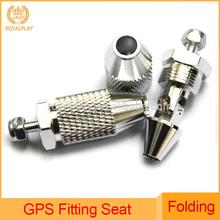 GPS Folding Antenna Base GPS Fitting Seat Foldable Bracket Holder for Drone