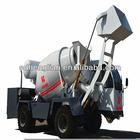 mini hydraulic dumper and concrete mixers