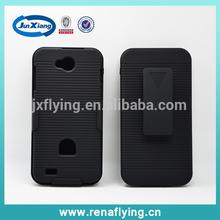 Belt clip mobile case for Huawei G520