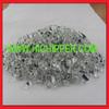 Decorative crushed mirror glass granule for quartz stone