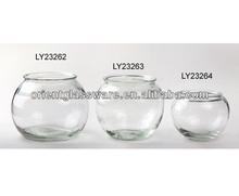 Promotional creative premium glass vase