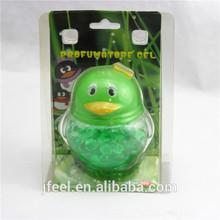 Wholesale high quality funny novelty penguin car air freshener/ perfume