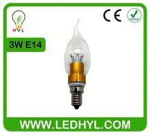 Newest design led lamp gold body visor led flashing light