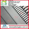White black stripes fabric wholesales
