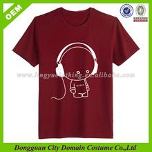Wholesale Eco Friendly Sweat Absorbing T Shirt Hemp (lvt060013)