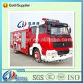 Fogo caminhão capacidade de água( marca dongfeng eq1141)