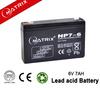 6v 7ah Sealed lead acid battery for household solar system