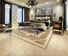 2014 Hot sale ARROW super glossy full polished glazed marble look porcelain floor tiles 800*800MM