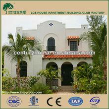 modern design prefab villa,luxury prefab steel villa,prefabricated residential house