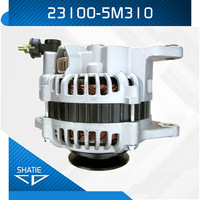 12v small alternator for X-TRAIL , 23100-5M310,JA1615IR,
