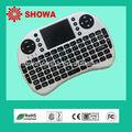 Mini tastiera senza fili 2.4g per Google LG Smart TV androide box tv 2.4 GHz wireless entertainment tastiera portatile