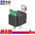 meishuo 30a fauces de fusible automático relé de relé de la electrónica relé abierto relé de auto