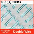 Suelta la hoja de material vinculante wiro doble yo, encuadernación de alambre o