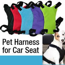 Pet Product Dog Harness, Car Dog Safety Harness, Dog Car Seat