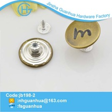 Competitive price the factory buttons for suit jacket made in China
