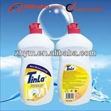 Tinla hot sale frsh scent dish washing liquid detergent supplier