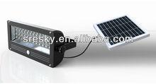 Basketball Court Wireless Outdoor Lighting Sensor Wall Modern