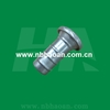 Hot Dip Zinc Plated Female Ball and Socket Quick Coupling