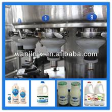 Full Automatic Aluminuim Foil Milk/Juice Filling and Sealing Machine