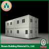 good quality steel advanced modern style container homes for sale