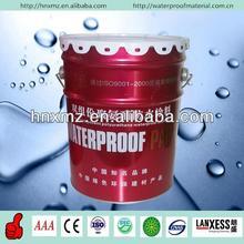 High building construction double component polyurethane liquid waterproof floor coating