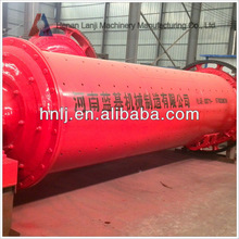 China popular manufacturer silica ball mill