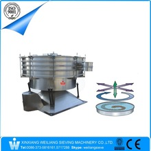 big output capacity rotary rocking vibrating tumbler screen sifter separators for food spices