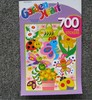 Cheap Self-Adhesive Garden Heart Sticker Book With Kids