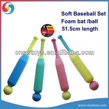wholesale Soft toy foam baseball bats for kid YD3206486