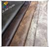Soft printed suede sofa fabric backing brush fabric /sofa fabric manufacturers
