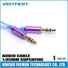 Vention 1.95mm superfine 1m blue car audio aux 3.5mm cable