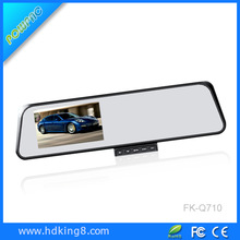 Car Aftermarket Best 4.3'' Dash Cams Mirror Gps Reverse Camera For Car