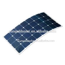 Sunpower solar panels 140w flexible