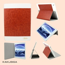 Luxury Leather Stand Slim Smart Case Cover for Apple ipad mini