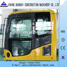 driving cabin, excavator cab PC60/PC75/PC130/PC150/PC200-7/PC210/PC220-8/PC270/PC300
