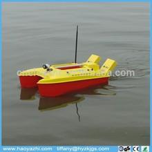 Hyz-842 2.4G uzaktan kumanda balık yemi teknesi toptan