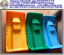 Red kids plastic ski toys / kids snow sledge / ski toys for kid